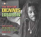 Dennis Brown - The Best Of Dennis Brown (Trojan) 2xCD